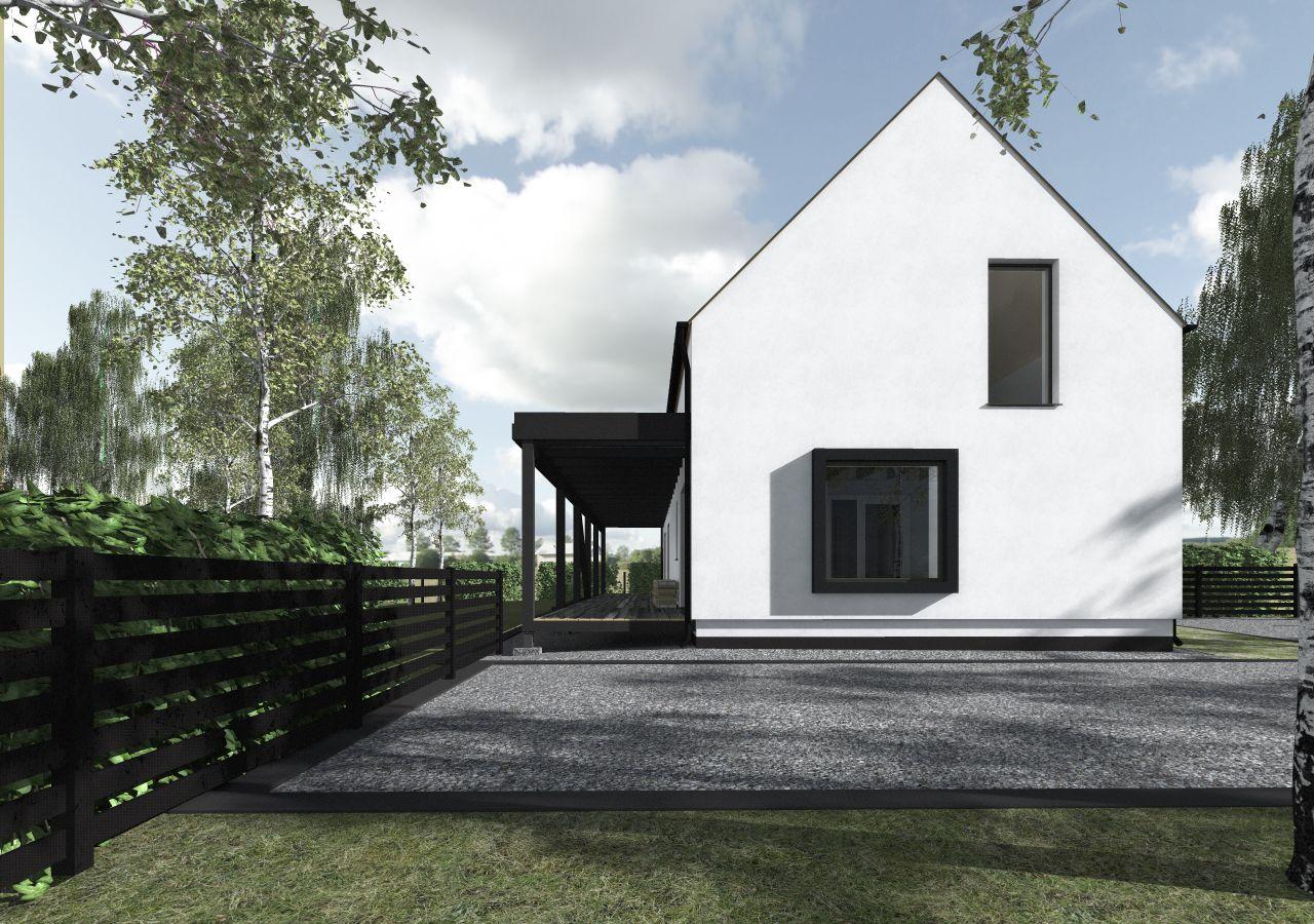 architekt czechowice-dziedzice projekt O2