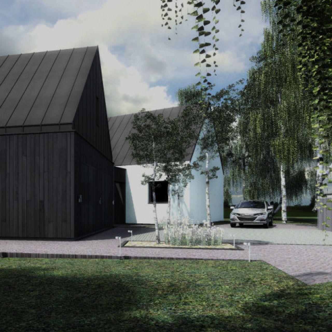 architekt czechowice-dziedzice projekty architektowniczne